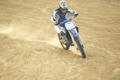 Corredor de Moto Fotos de archivo libres de regalías