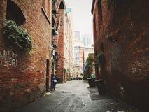 corredor de New York Imagem de Stock