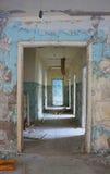 Corredor de Pripyat Imagens de Stock