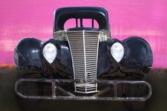 corredor 1948 del viejo carro del coche Fotos de archivo