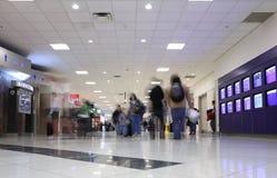 Corredor do aeroporto Imagens de Stock
