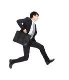 Corredor do homem de negócio imagem de stock