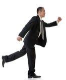 Corredor do homem de negócio Imagens de Stock Royalty Free