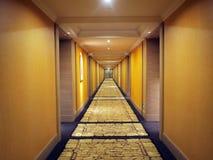 Corredor do hotel Imagem de Stock