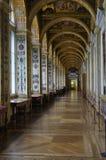 Corredor do palácio do inverno Imagem de Stock