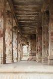 Corredor do templo Fotos de Stock