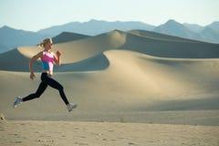 Corredor en las dunas
