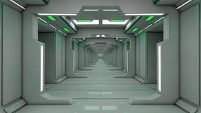 Corredor da nave espacial fotos de stock 183 corredor da for Interior nave espacial
