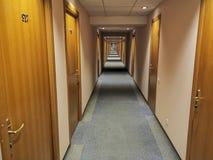 corredor 61-Hotel Fotos de Stock