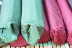 Correia da corda diversas cores para a venda Imagem de Stock Royalty Free
