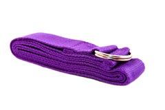 Correia da ioga Imagem de Stock Royalty Free