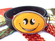 Correia de sorriso Foto de Stock
