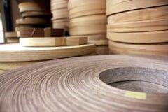Correias de madeira Imagens de Stock
