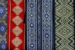 Correias romenas, largamente e embroidered-1 foto de stock royalty free