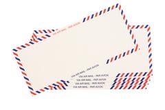 Correio aéreo Imagem de Stock