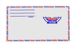 Correio aéreo imagens de stock