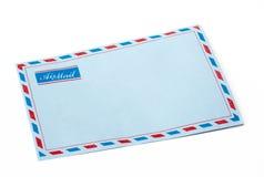 Correio aéreo do envelope Fotografia de Stock Royalty Free