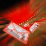Correio eletrônico ilustração do vetor