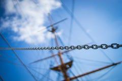 Corrente alta do navio imagens de stock royalty free