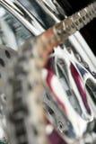 Corrente da motocicleta Fotografia de Stock Royalty Free