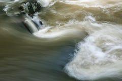Corrente del fiume fotografia stock