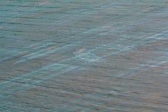 Corrente dell'acqua piovana sul tetto Fotografia Stock Libera da Diritti