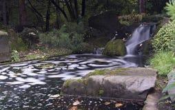 Corrente di autunno Fotografia Stock