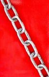 Corrente do metal Fotografia de Stock Royalty Free
