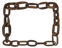 Corrente oxidada Imagem de Stock Royalty Free