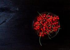 Corrente rossa Immagini Stock