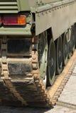Correntes do tanque Foto de Stock