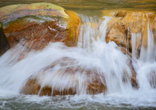 Correnti dell'acqua, Immagine Stock