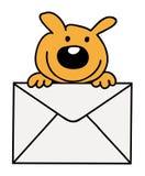 Correo Imagen de archivo libre de regalías