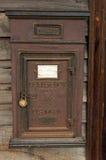 Correo de los E.E.U.U. Imagen de archivo libre de regalías