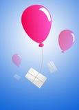 Correo del baloon del aire
