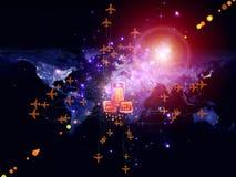 Correo global Imagen de archivo