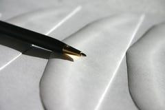 Correspondance image libre de droits