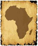 Correspondencia africana vieja