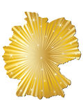 Correspondencia de Alemania Fotografía de archivo libre de regalías