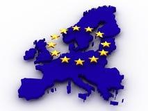 Correspondencia de Europa libre illustration