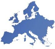Correspondencia de Europa Fotos de archivo libres de regalías