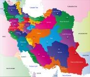 Correspondencia de Irán Fotos de archivo