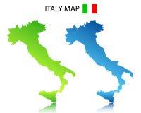 Correspondencia de Italia Fotos de archivo