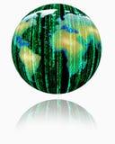 Correspondencia de mundo. Imagen de archivo libre de regalías