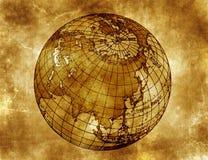 Correspondencia del mundo Imagenes de archivo