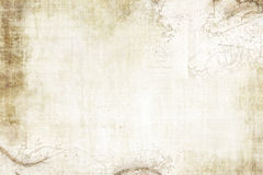 Correspondencia del tesoro Imagenes de archivo
