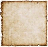 Correspondencia del tesoro - gradiente Fotos de archivo