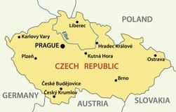 Correspondencia - República Checa Imagen de archivo