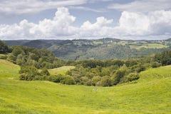 Correze countryside Stock Image