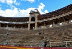 Corrida Arena. Plaza de toro. Palma de Mallorca Royalty Free Stock Images
